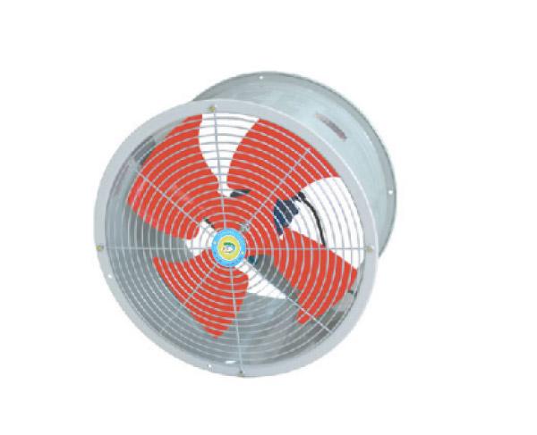 SF型低噪声轴流风机(加强款)