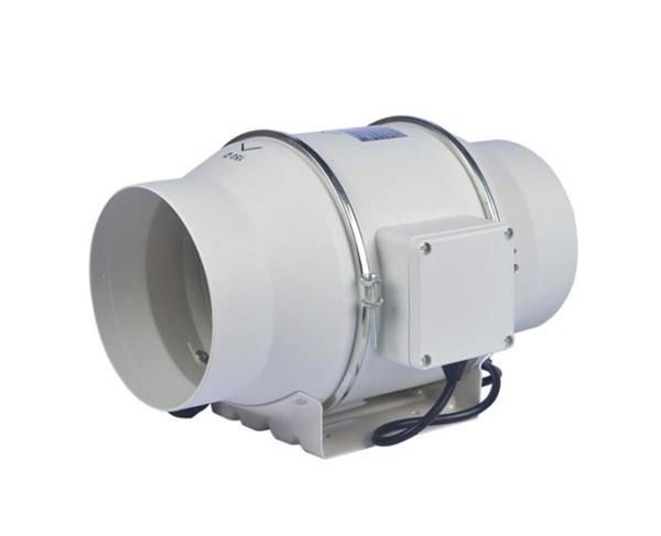 HF塑料壳系列外转子圆型管道风机