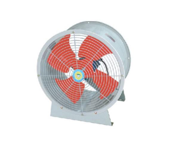 SF型低噪声轴流通风机(加强款)
